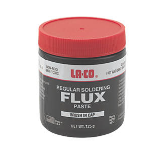 Image of La-Co Flux Paste with Brush in Cap 125g