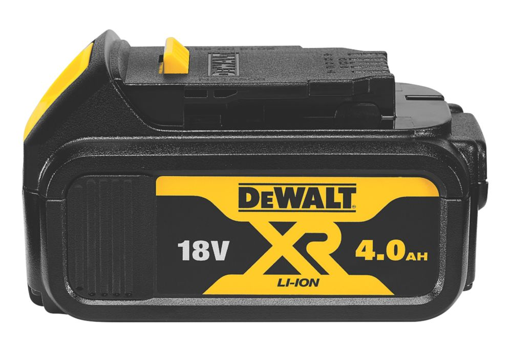 Image of DeWalt DCB182-XJ 18V 4.0Ah Li-Ion XR Battery