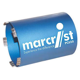 Image of Marcrist PC650 Diamond Core Drill Bit 127mm