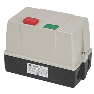 Image of Hylec DMS1-12D/S Automatic DOL Electric Motor Starter 7.5kW