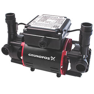Image of Grundfos 98950217 Regenerative Twin Shower Pump 2.0bar