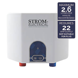 Image of Strom Mini Instant Water Heater 5kW
