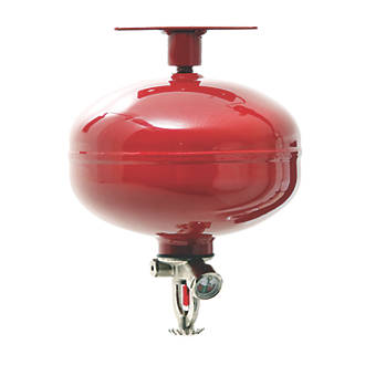 Image of Firechief 100-1004 Dry Powder Automatic Fire Extinguisher 1kg
