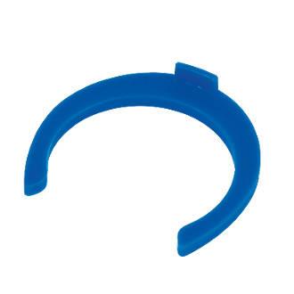 Image of FloFit Flo-Fit Collet Clips Blue 22mm 50 Pack
