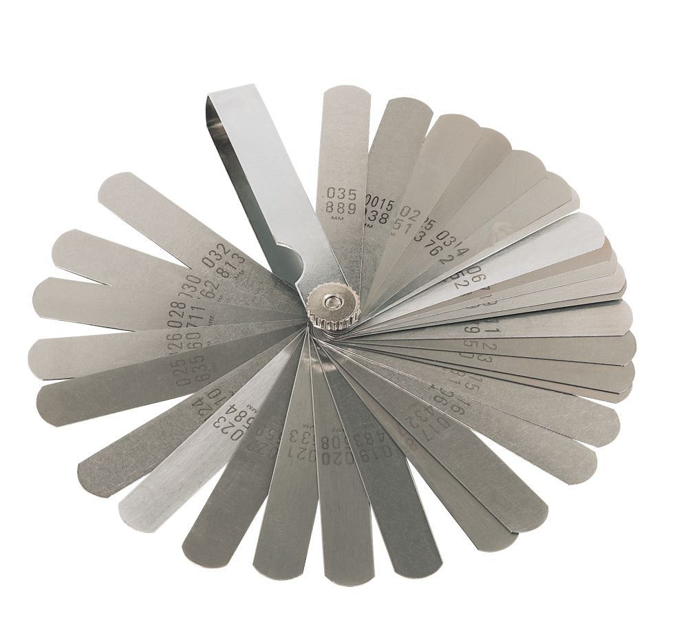 Image of Laser AF/mm Feeler Gauges 32-Blade