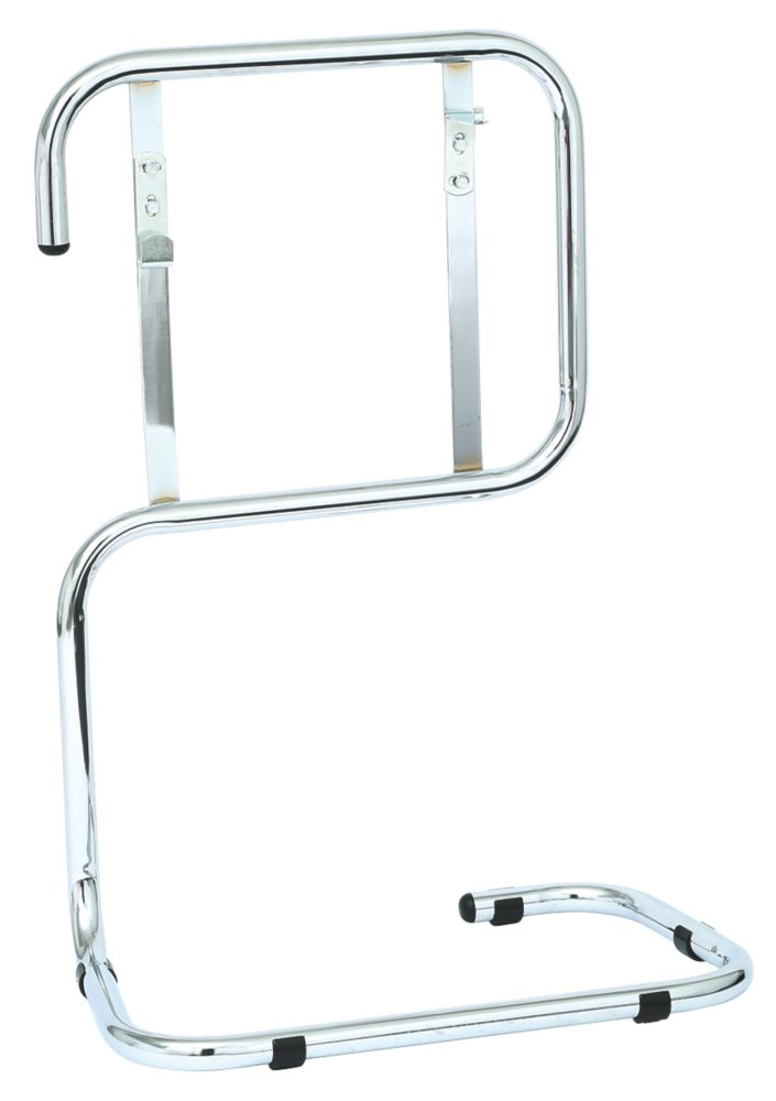 Image of Firechief 2-Extinguisher Stand Chrome
