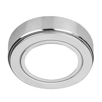 Image of Sensio Round LED Cabinet Light Chrome