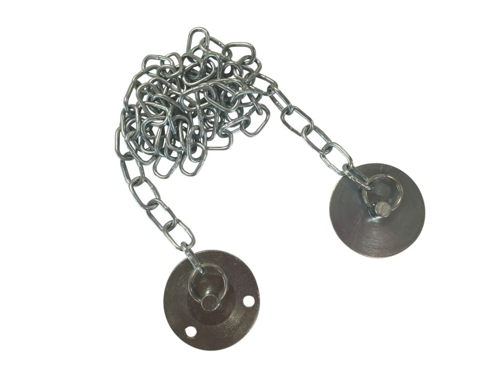 Image of Agrippa Acoustic Fire Door Holder Retaining Chain 1000mm