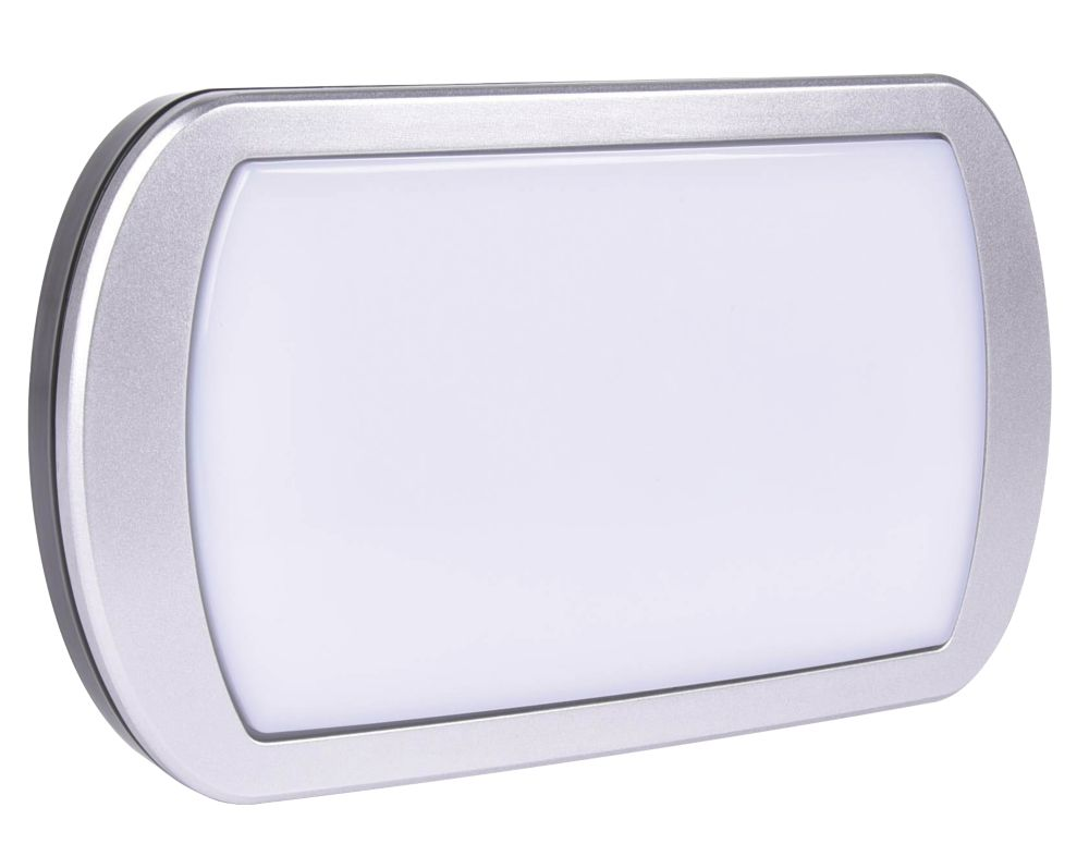 Image of Brackenheath Ispot LED Driverless Bulkhead Black 10W