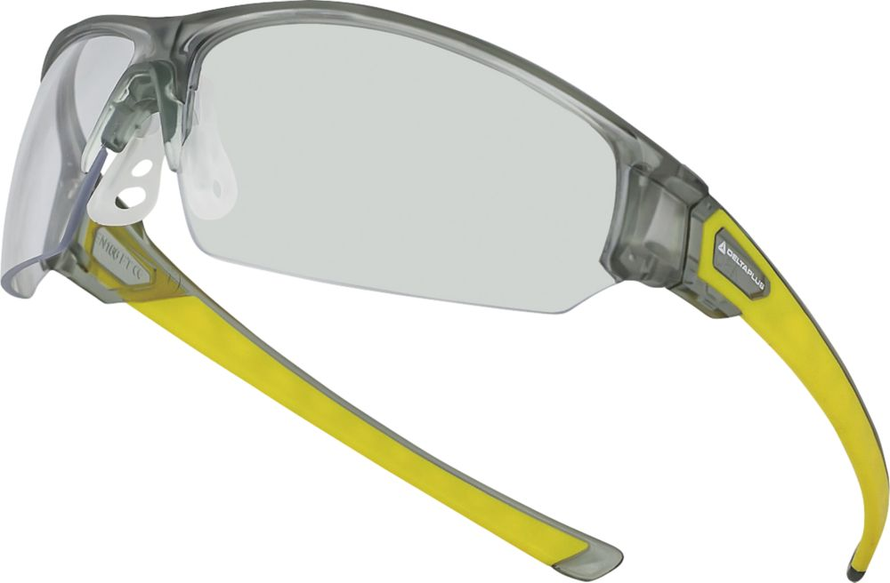 Image of Delta Plus Aso Clear Lens Safety Specs