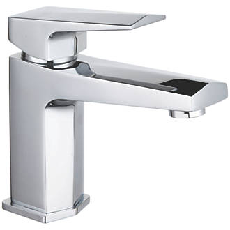 Image of Bristan Elegance Basin Mixer Tap with Clicker Waste