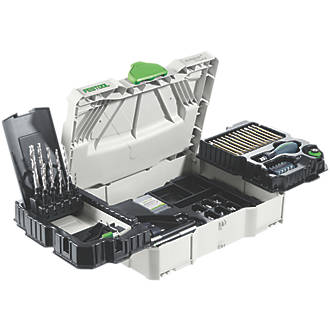 Image of Festool Centrotec Shank Assembly Package 98 Pieces