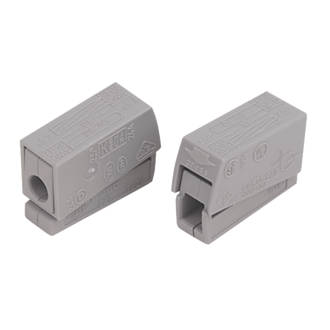 Image of 2-Way Lighting Connector 224 Series Pack of 100