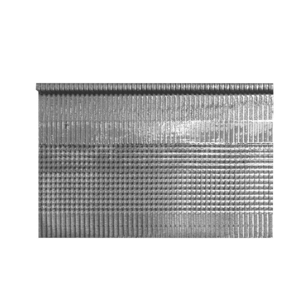 Image of DeWalt Galvanised L-Shaped Flooring Cleats x 38mm 1000 Pack