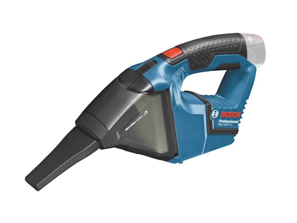 Image of Bosch GAS108VLIN 10.8V Li-Ion Mini Vacuum Cleaner - Bare