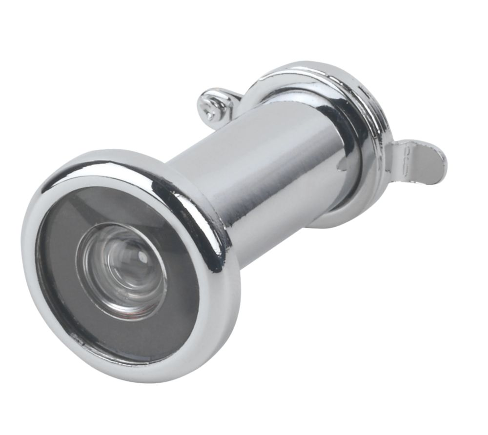 Image of Smith & Locke Door Viewer Polished Chrome