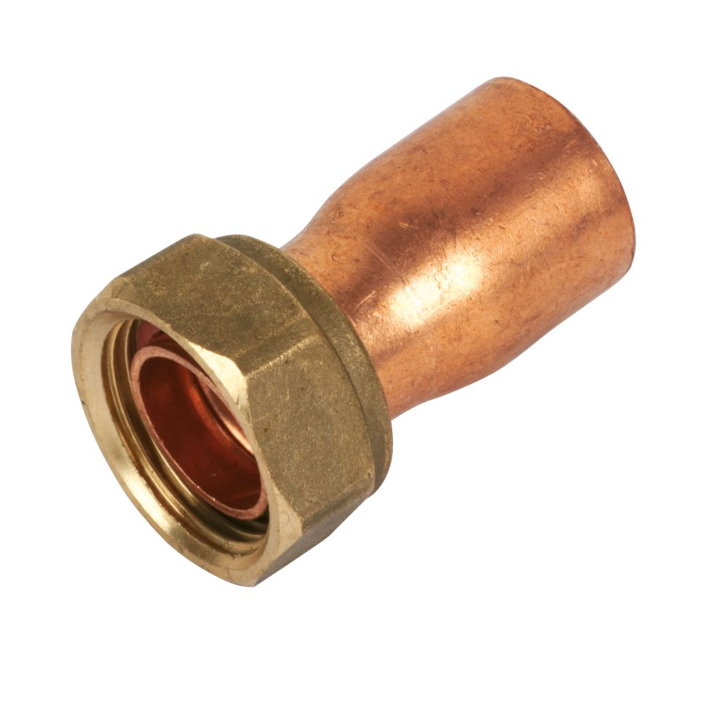 """Image of Endex Straight Tap Connector 22mm x """""""