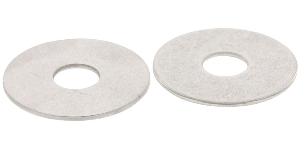 Image of Easyfix A2 Stainless Steel Extra Large Penny Washers M4 x 1.0mm 50 Pack