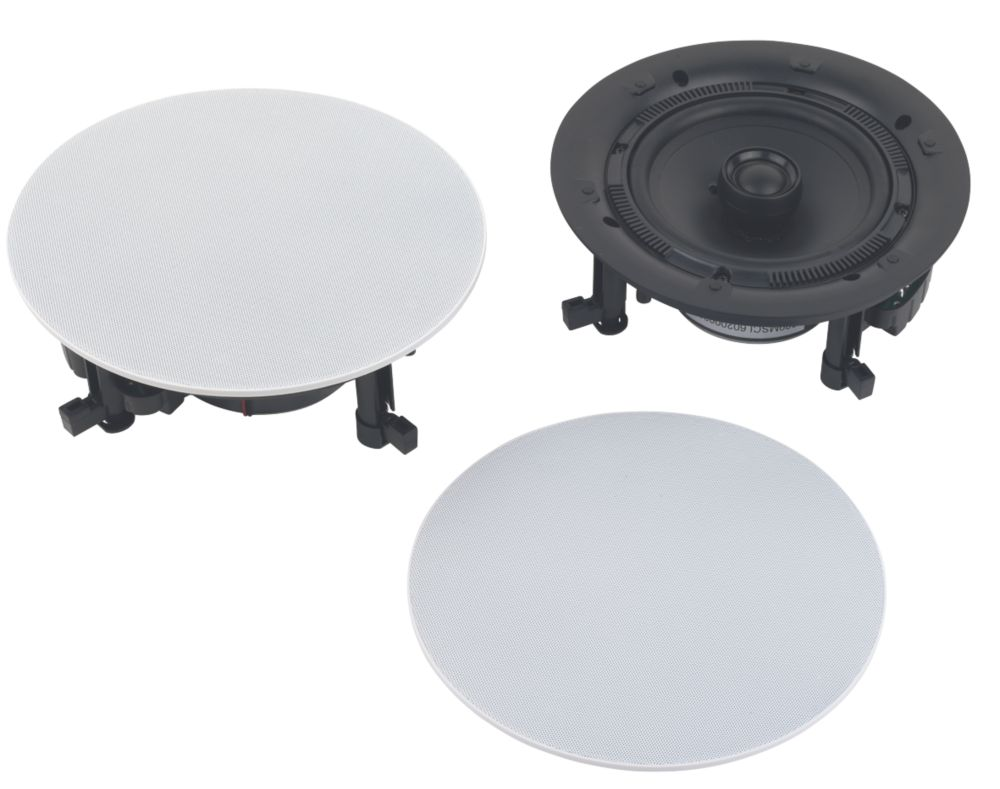 "Image of Fusion MS-CL602 6"" In-Ceiling Speakers Pair"