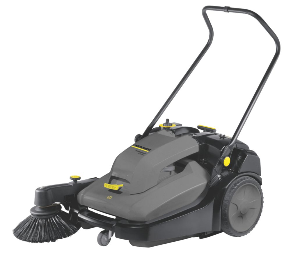 Image of Karcher KM70/30C Battery-Powered Vacuum Sweeper 12V
