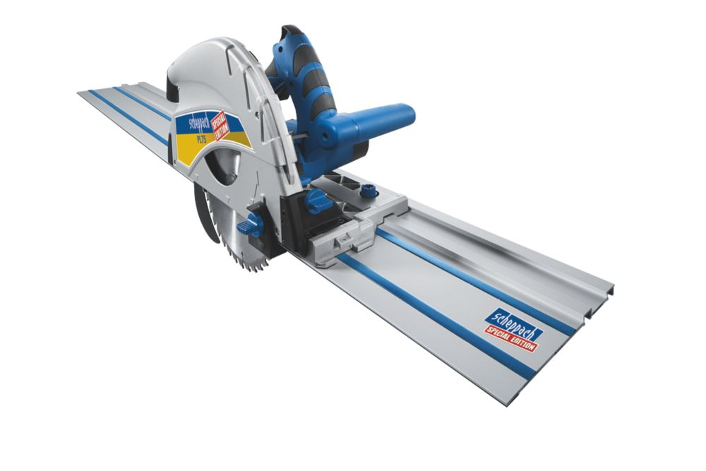 Image of Scheppach Special Edition PL 75 210mm Plunge Saw 240V
