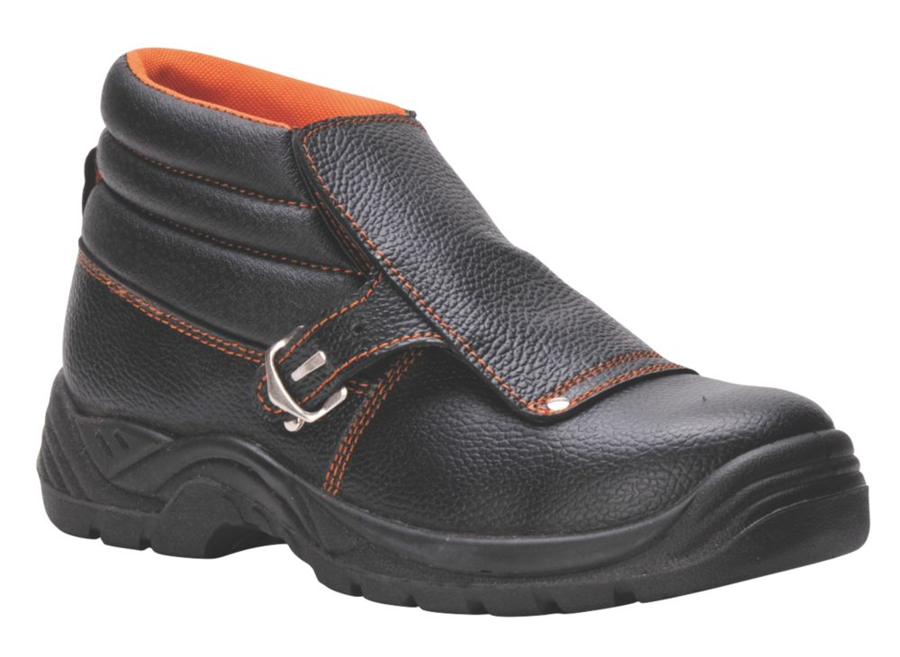 Image of Steelite FW07 Safety Boots Black Size 7