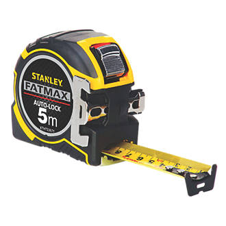 Image of Stanley FatMax XTHT0-33671 Autolock 5m Tape Measure