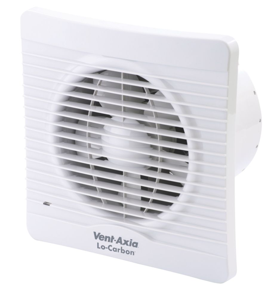 Image of Vent-Axia 150X 20W Kitchen Extractor Fan White 240V