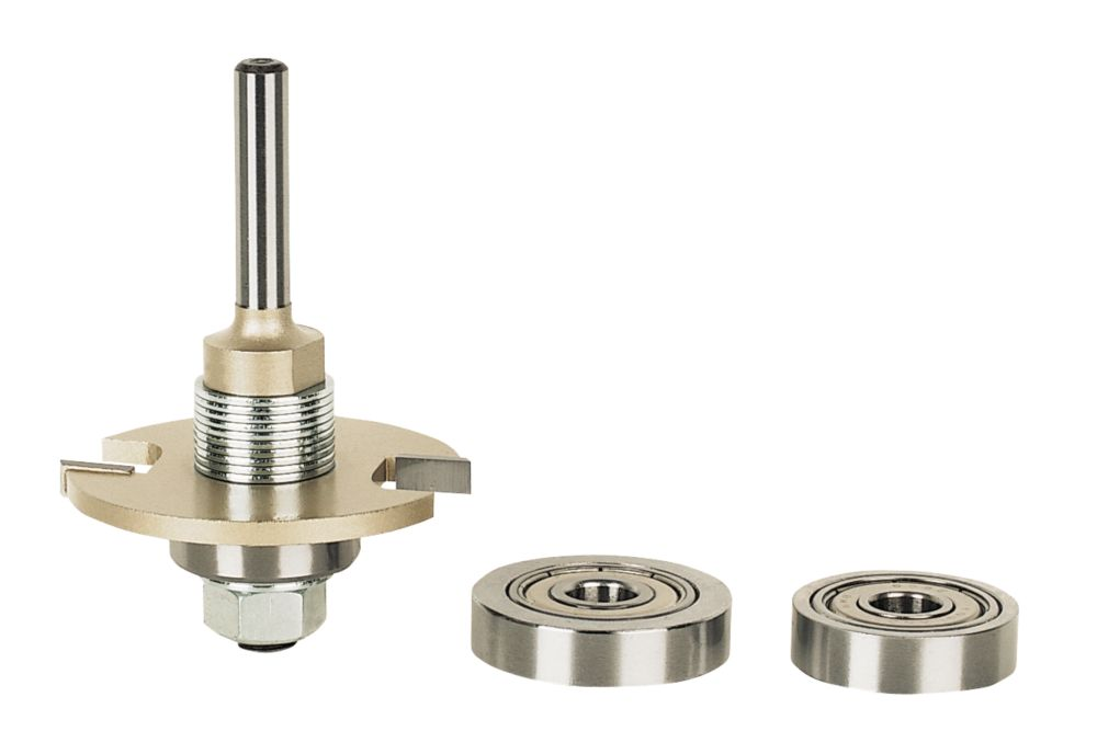"Image of Erbauer Biscuit Jointing Kit "" 47mm 4 Pcs"