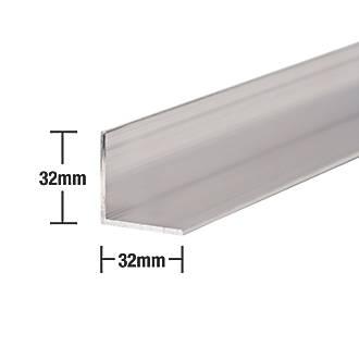 Image of Stormguard Angles Aluminium 32 x 1219 x 32mm 5 Pack