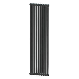 Image of Acova Classic 2-Column Vertical Radiator 2000 x 490mm Volcanic