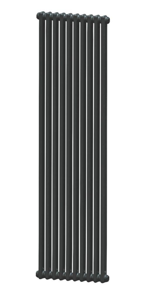 Image of Acova Classic 2-Column Vertical Radiator 2000 x 490mm Volcanic