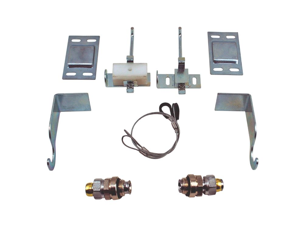 Image of Rotarad Type 22 Type 22 / K2 Radiator Rotating Conversion Kit