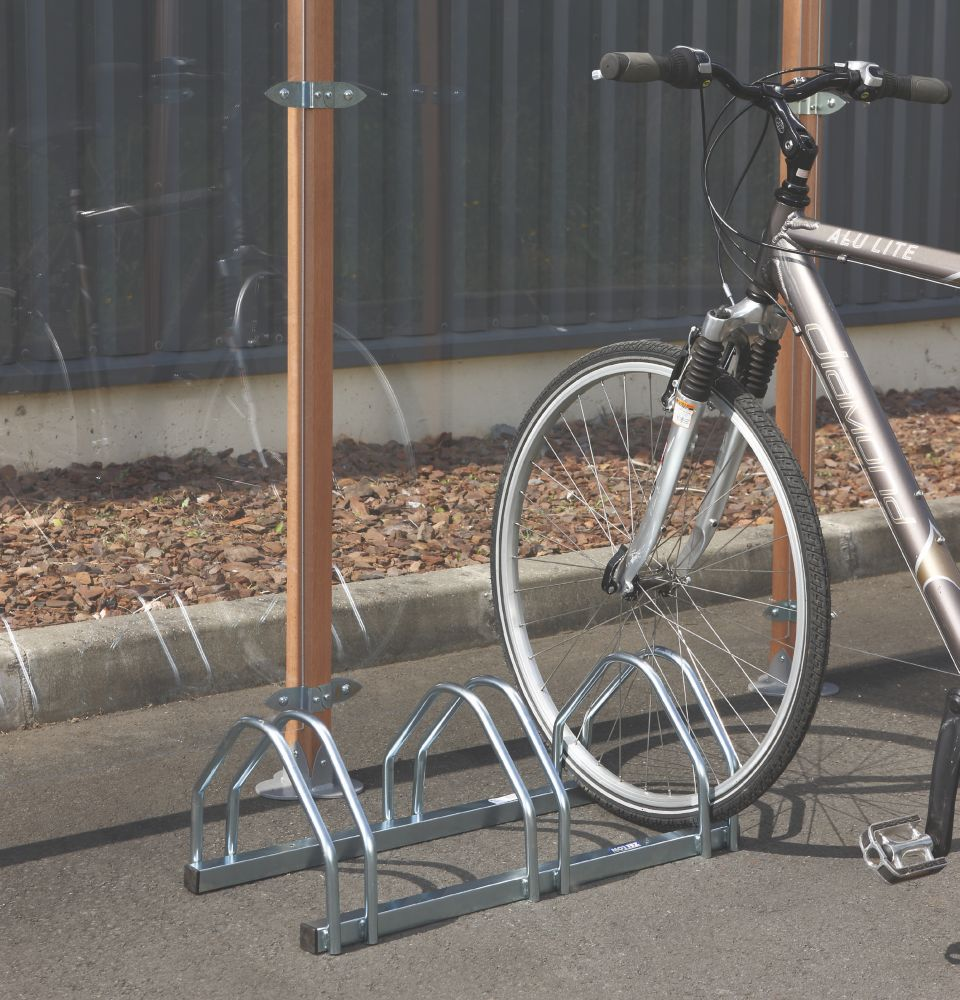 Image of Mottez 3-Bike Stand 720 x 330mm