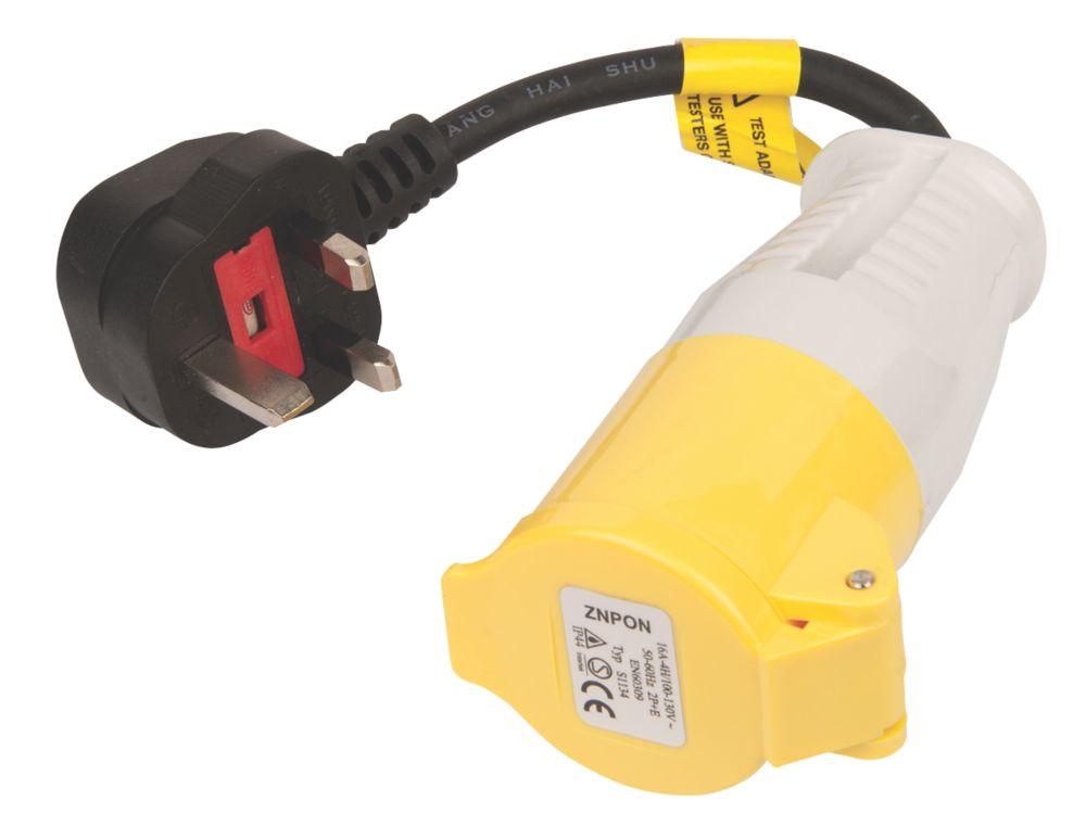Image of Seaward 110V / 230V Adaptor