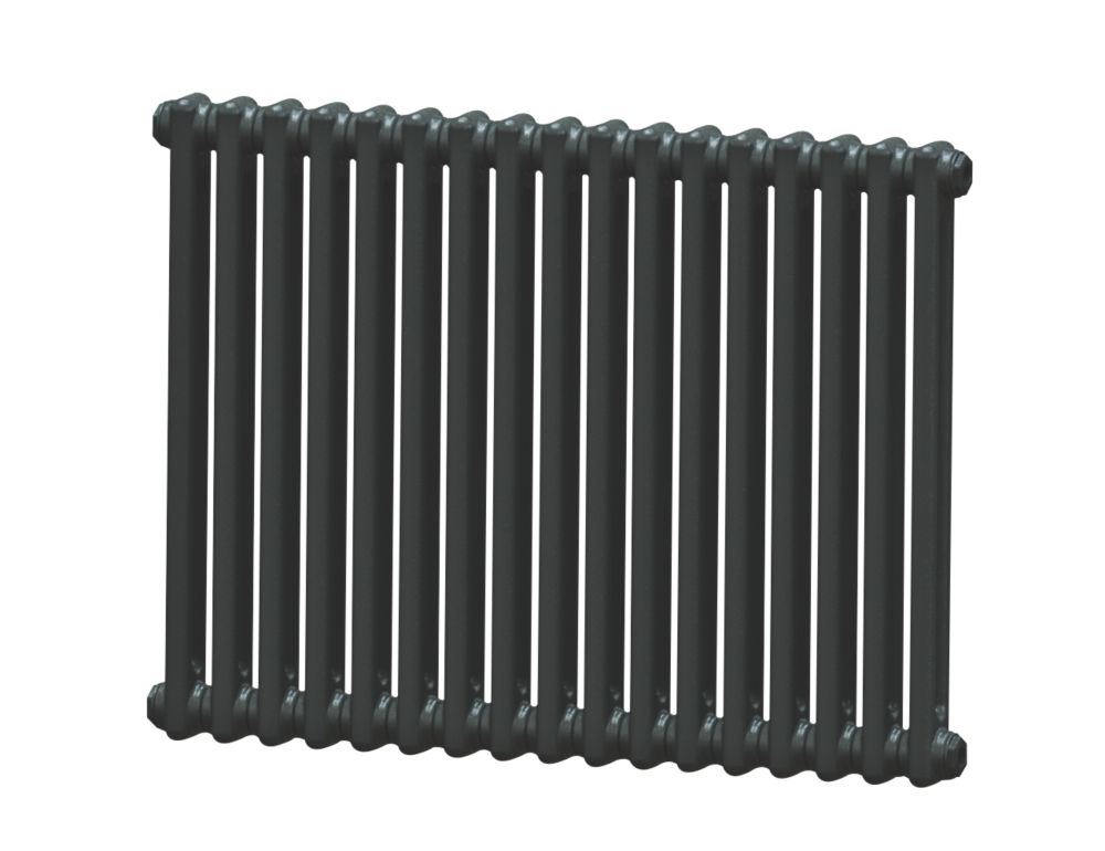 Image of Acova 2-Column Horizontal Radiator 600 x 812mm Volcanic