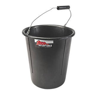 Image of Tayler Tools Plastic Heavy Duty Bucket 30Ltr