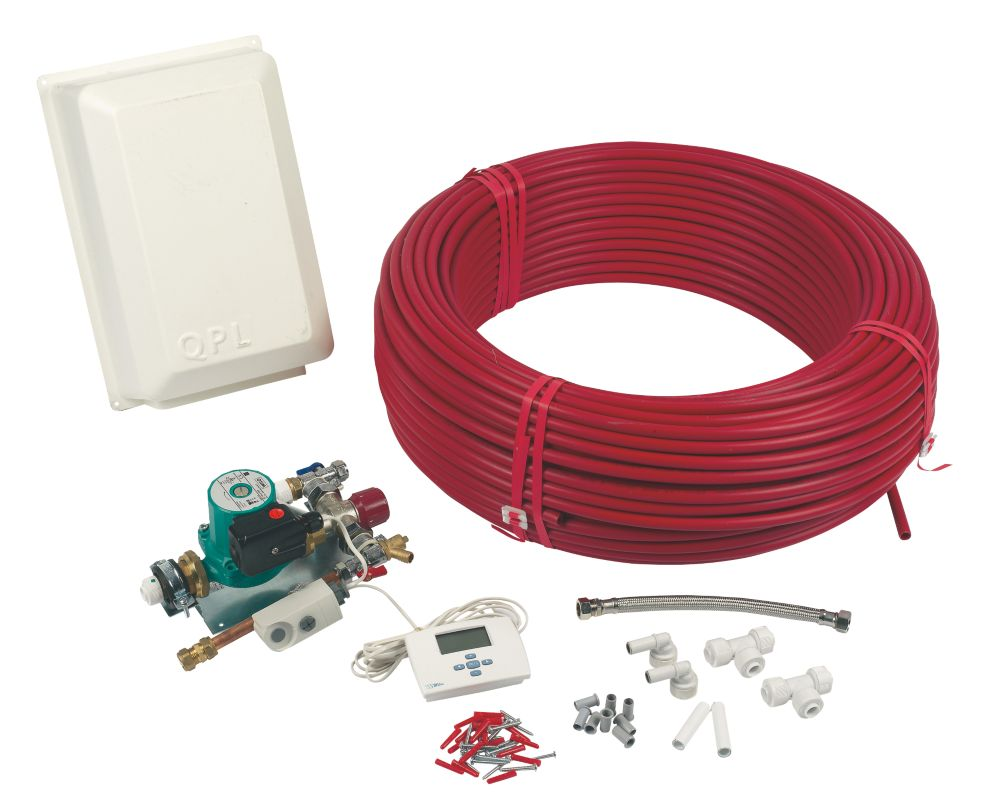 Image of Pipelife Underfloor Heating Pack 20m