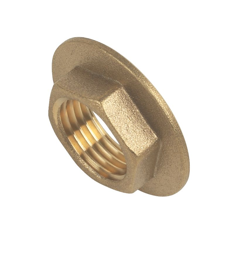 Image of BSP Female Flanged Backnuts x