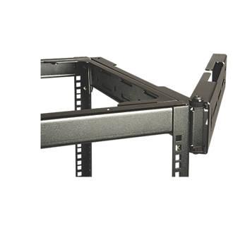 Image of Sanus AV Rack Swing-Out Wall Mount 518 x 86 x 38mm