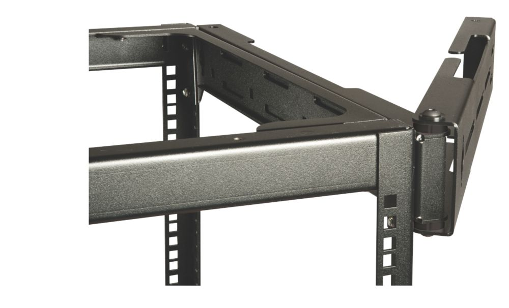 Image of Sanus AV Rack Swing-Out Wall Mount 518 x 86 x 38mm