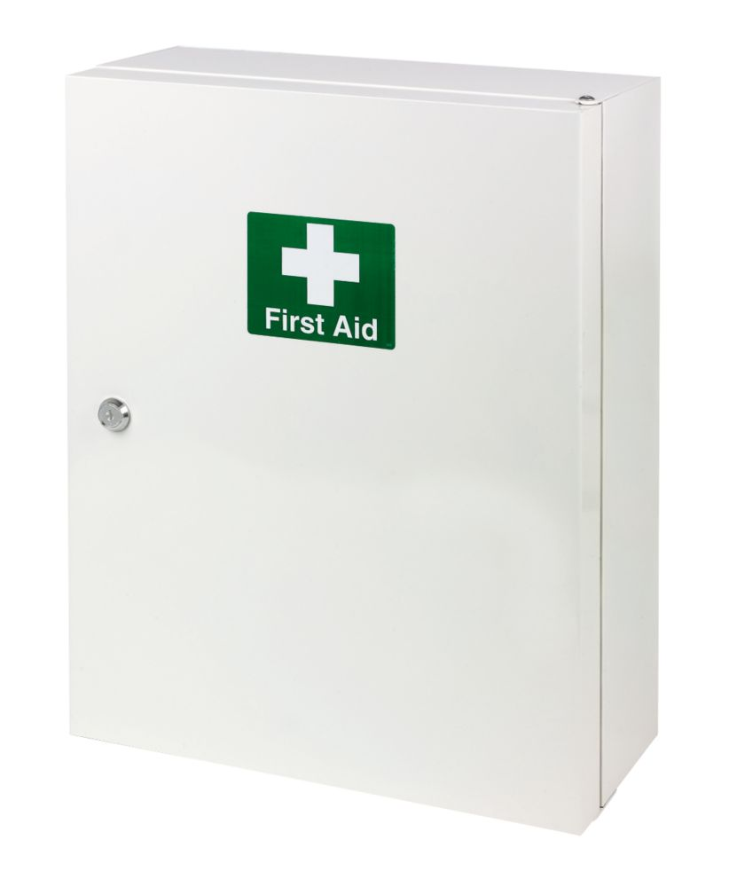 Image of Wallace Cameron First Aid Cabinet Empty