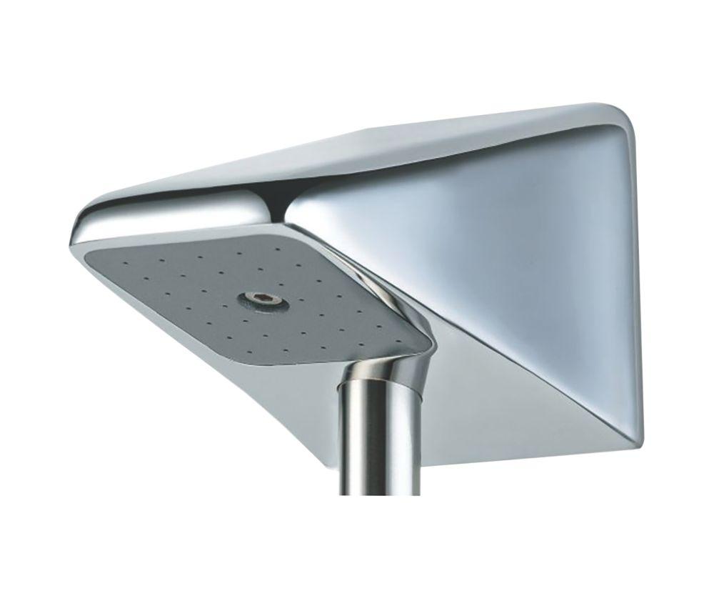 Image of Rada Vandal-Resistant Shower Head Chrome 70mm