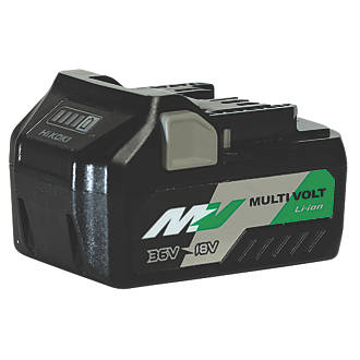 Image of HiKOKI BSL36A18 18 / 36V 5.0Ah Li-Ion Multi Volt Battery