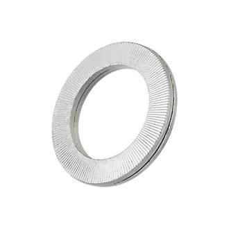 Image of Heico Anti-Vibration Wedge Locking Washers M6 x 20 Pack