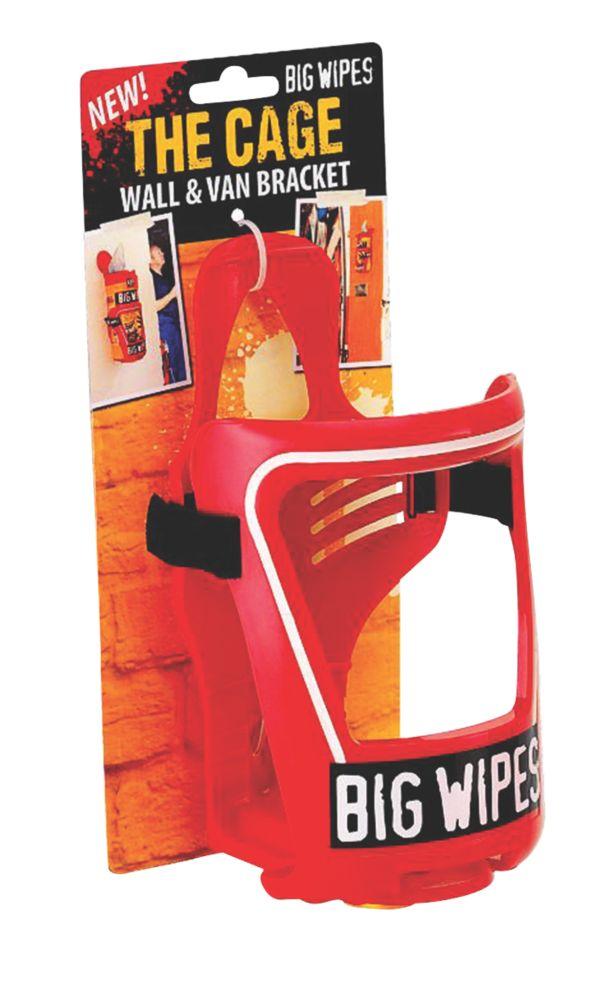 Image of Big Wipes Cage Van / Wall Bracket