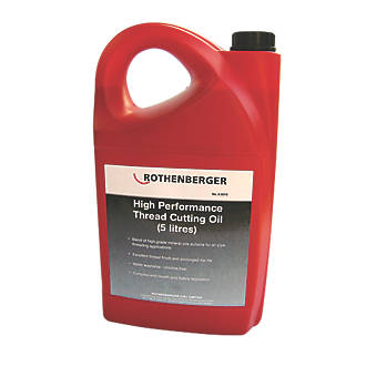 Image of Rothenberger 65010 Thread Cutting Oil 5Ltr