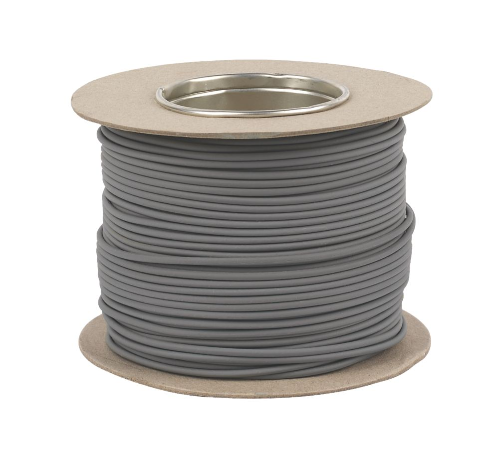 Image of Conduit Wiring Cable 6491B LSF 1.5mm x 100m Grey