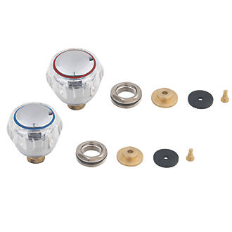 Image of Swirl H58 3-4 Bath Contract Acrylic Tap Reviver Kit