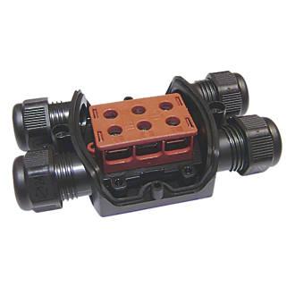 Image of Teebox IP68 3-Pole Power Connector Kit